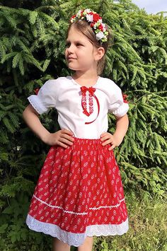 Girls Dresses, Flower Girl Dresses, Wedding Dresses, Flowers, Shirts, Fashion, Dirndl, Bride Gowns, Wedding Gowns