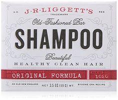 J.R. Liggett Bar Shampoo, Original Formula, 3.5 Ounce