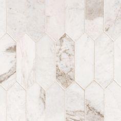 Marble Mosaic, Mosaic Tiles, Wall Tiles, Marble Floor, Carrara Marble, Mosaic Glass, Style Villa, Herringbone Backsplash, Marble Tile Backsplash