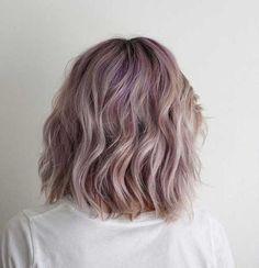 14.Kurz Haarfarbe Idee