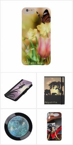 Phone Cases & Electronics