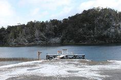 Puerto Spiegel - Invierno