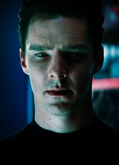 John Harrison - Khan, the sorrow in his eyes...