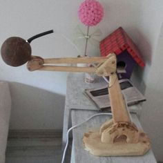 Desk coconut