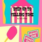 Step right up and grab this telling time worksheet and answer key. It's great as a review or as a quiz!