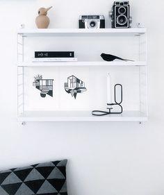 Via Beeldsteil | HAY | String Pocket | Architectmade Bird | HEMA