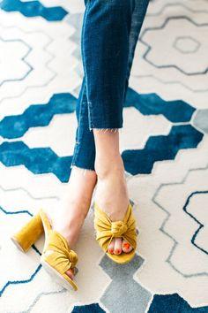 loeffler randall coco sandals // luella & june