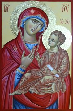 Mother of God, Mother of Tenderness, Our Lady, Blessed Virgin Mary, Hand painted… Religious Icons, Religious Art, Paint Icon, Byzantine Art, Blessed Virgin Mary, Orthodox Icons, Our Lady, Beautiful Hands, Russian Orthodox