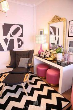 Beautiful bedroom  on We Heart It