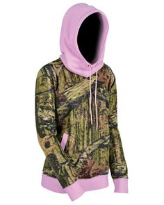 Sweat camo pour femme bicolore rose Mossy Oak Break Up Infinity Le  camouflage Mossy Oak Break. Vetement De ... 01fce865d9da