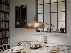 VITA Clava Dine brushed copper