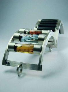 The 'Automotive Bracelet' Transforms Car Parts into Jewelry trendhunter.com