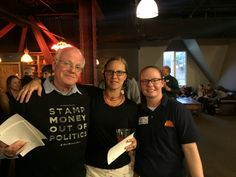 Pix from the GA/Redhook Party for the Planet in Portsmouth, New Hampshire (April 2015).