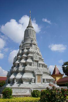 Palais Royal, Phnom Penh,