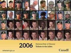 Tribute to the Fallen Canadian Soldiers, Canadian Army, Canadian History, Royal Canadian Navy, Winning The Lottery, Armed Forces, Afghanistan, Canada, Military