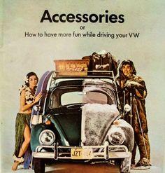 '67 Volkswagen Beetle — Original Accessories | 1967 VW Beetle1967 VW Beetle