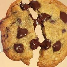 Cookie americano perfeito