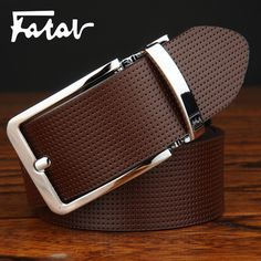 Fatai Belt Men Genuine Leather Leisure Men Korean Belt Men's Belts 17017505032