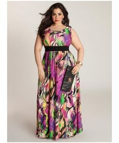 In today's article I am going to speak about lovely plus size women. We are about to see stunning and chic plus-size maxi dresses ideal for spring and summer Plus Size Party Dresses, Evening Dresses Plus Size, Plus Size Outfits, Summer Dresses, Dresses Dresses, Holiday Dresses, Fashion Dresses, Apple Shape Outfits, Dresses For Apple Shape