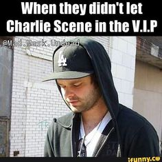 Poor Charlie XD Hollywood Undead