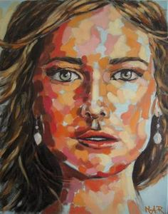 """Saatchi Art Artist Magdalena Ana Rosso; Painting, """"No title"""" #art"""
