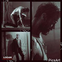 Glamoured by the Wolverine Wolverine Movie, Logan Wolverine, Hugh Jackman, X Man Cast, Laura Movie, Logan Movies, Rajat Tokas, Logan Howlett, Marvel Universe