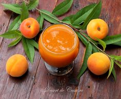 Nectar de caise - Desert De Casa - Maria Popa Foods To Eat, I Foods, Tasty, Yummy Food, Smoothies, Food And Drink, Dessert Recipes, Healthy Eating, Drinks