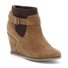 Boots à talon compensé en cuir, Marlin Coolway | La Redoute 34€ Boots Talon, Wedge Ankle Boots, Wedges, Shoes, Fashion, Wedge Heels, Leather, Accessories, Moda