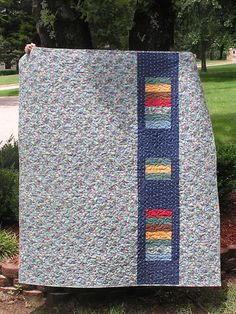 It's finally finished Karla Sue!  It sat on my quilting machine for so long.  Karla Sue sewed this top for our quilt ministry.  I...