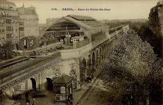 Petite Ceinture Paris, Le Chemin De Fer, Gares, Haussmann, Photos Anciennes, 237668e74c9