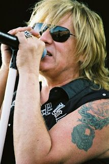 He is a killer...: Joe Elliot