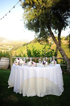 Malibu Wedding by Just Chic Events Wedding Ties, Chic Wedding, Wedding Table, Wedding Blog, Wedding Events, Wedding Reception, Our Wedding, Dream Wedding, Wedding Scene