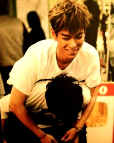 'there are no words to possibly describe how much I love this man' ©TOP-oppa | Tumblr