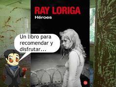 Descubrir en un libro a un HEROE