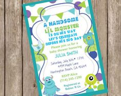 The 97 best baby shower monster inc images on pinterest in 2018 12 small monsters inc baby shower monsters inc baby shower favor monsters baby shower boy baby shower baby monsters inc filmwisefo