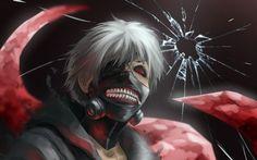 Mask Kaneki Ken Tokyo Ghoul High Definition 2560×1600