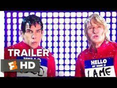 Zoolander 2 Official Trailer #1 (2016) - Ben Stiller, Owen Wilson Comedy HD - YouTube