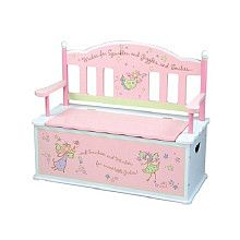 """Fairy Wishes Bench - Levels Of Discovery - Toys """"R"""" Us"""