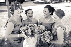 Your bridesmaids, are always your best friends.