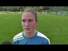 Alisa Vetterlein über ihren Wechsel zur TSG 1899 Hoffenheim. Weitere Videos vom Trainingsauftakt der Kraichgauerinnen gibt's hier: http://www.framba.de/content/index.php?option=com_youtubegallery=gallery=625