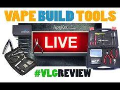 BUILD TOOLS για επισκευασιμους Vapelikegeek LIVE review BUILD TOOLS για επισκευασιμους Vapelikegeek LIVE review Περισσοτερες πληροφοριες http://ift.tt/2smzy7q ΚΑΛΥΤΕΡΗ ΜΕΤΑΒΑΣΗ ΣΤΗ ΠΑΡΟΥΣΙΑΣΗ Αρχη Προλογος 4:00 Παρουσιαση Των build tools 10:14 Coil terminator tools 11:58 Vandy Vape & Geek Vape 24:23 Eπεξηγηση καποιων απο τα εργαλεια σε στησιμο 27:39 Επιλογος 38:58 ----------------------------------------------------------------------------------------------- Οποιος θελει να παρει το mix shot…