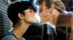 famous kisses - Ghost