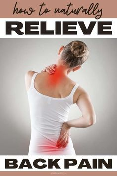Exercises for Back Pain Relief. Simple ways to relieve back pain including exercises for back pain relief. What's so great about these exercises for back pain relief is that practically anyone can do them, even if you suffer from fibromyalgia. Utilized regularly, they minimize common back and shoulder pain caused by fibromyalgia. These exercises for back pain relief are a great way to alleviate common back and shoulder tension.. Natural Pain Relief, Back Pain Relief, Shoulder Tension, Back Pain Exercises, Medical Anatomy, Relieve Back Pain, Mental Health Support, Get Up And Walk, Bone And Joint