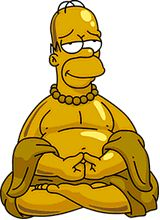 Homer Buddha SaysThe Simpsons Tapped Out AddictsAll Things The Simpsons Tapped Out for the Tapped Out Addict in All of Us The Simpsons, Cannabis Wallpaper, French Elections, Buddha, T Shirt Press, Anime Toon, Tigger, Disney Characters, Fictional Characters