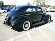 1939 FORD DELUXE | 1939 Ford Deluxe two door sedan by *RoadTripDog on deviantART