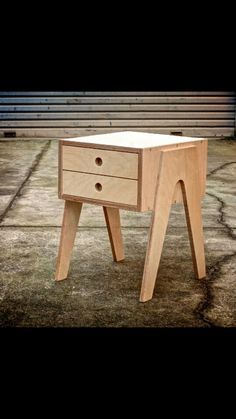 Very cool night stand