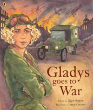 A stunning picture book from the award-winning Glyn Harper and Jenny Cooper, bringing us the incredible true story of Gladys Sandford – mechanic, First World War ambulance driver, New Zealand's first woman pilot and a trailblazer ahead of her time . The Incredible True Story, Amazing, Powerful Pictures, Anzac Day, Children's Literature, Day Book, History Books, Ambulance, Wwi