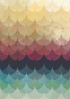 chloe fleury graphic design Christopher Paul Gulczynski: Graphic Design and Illustration waves Pattern Dots, Doodle Pattern, Pattern Texture, Wave Pattern, Feather Pattern, Pattern Designs, Quilt Pattern, Pretty Patterns, Color Patterns