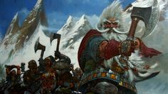 The 9 Most Ridiculous Badasses of the Warhammer Fantasy Game