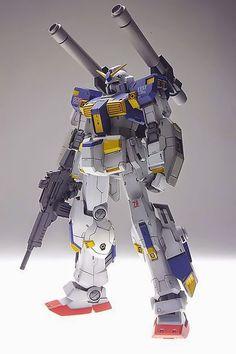 1/144 Gundam Unit 6 Mudrock (Garage Kit) - To Be Re-Sale @ C3 x Hobby 2014 (Japan)